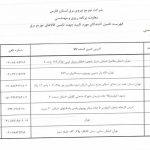 تائیدیه شرکت توزیع برق فارس