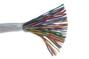 رنگ بندی کابل های مخابراتی